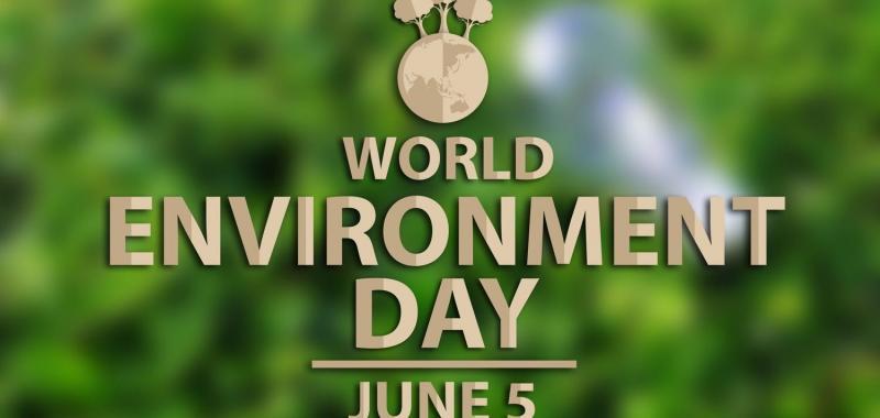 5 Ιούνιου Παγκόσμια Μέρα Περιβάλλοντος