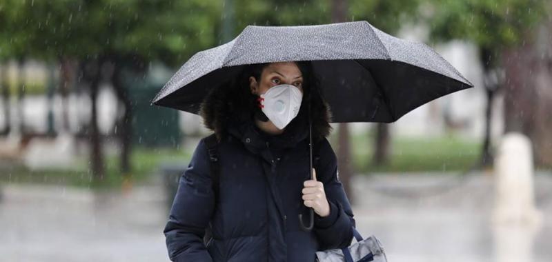 Έκτακτο δελτίο επιδείνωσης του καιρού εξέδωσε η ΕΜΥ μετά τον καυσωνά