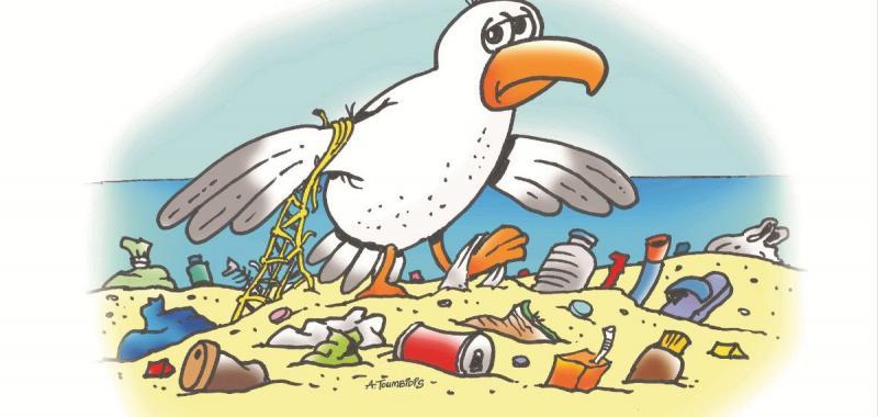 Κυριακή 12 Μαΐου: Καθαρίζουμε την παραλία Αλυκής Κίτρους