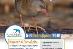 Γιορτή πουλιών Οκτώβριος 2019