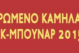 ΔΡΩΜΕΝΟ ΚΑΜΗΛΑΣ ΣΤΟ ΑΙΓΙΝΙΟ ΤΗΝ 1η ΙΑΝΟΥΑΡΙΟΥ 2015