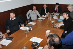 Πραγματοποιήθηκε η συνεδρίαση του Συντονιστικού Τοπικού Οργάνου της Πολιτικής Πρ